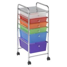target storage bins. playroom organization