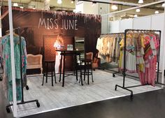 SPB Concept is a full-service agency specializing in elegant and classy trade show booth design Trade Show Booth Design, Vendor Booth, Vendor Events, Booth Ideas, Boutique Design, Wardrobe Rack, Backdrops, January, Corner