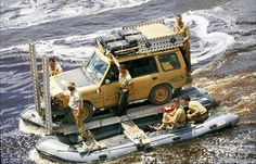 Re-visiting The Magic Of The Ultimate #Overland Expedition  #LandRover #Motoring