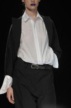 Yohji Yamamoto Spring 2012 - Details