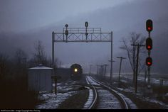 RailPictures.Net Photo: Seaboard System EMD SD40-2 at Jasper, Virginia by Ron Flanary