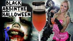 Black Absinthe Halloween - Tipsy Bartender