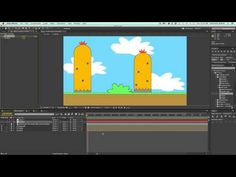 Parallax Scrolling After Effects Tutorial