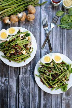 Scrumptious Salads on Pinterest | Mushroom Salad, Mushrooms and Salads