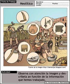 Comprender la Historia - Ejercicio Neolítico