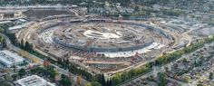 Apple shares updated aerial shot of Campus 2 construction progress
