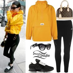 4663319ad5f Steal Her Style | Celebrity Fashion Identified Kendall Jenner Outfits,  Kylie Jenner, Αθλητικές Εμφανίσεις