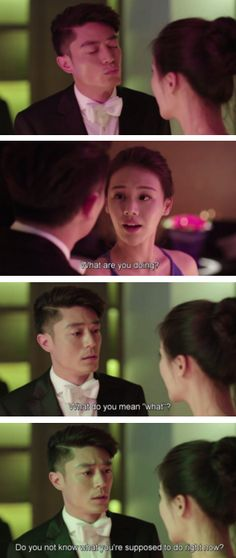 Real smooth. Love Me If You Dare #chinese #drama
