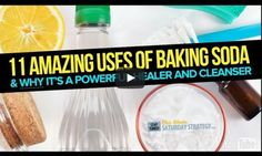 Researches have actually revealed that baking soda and lemon juice could be a miraculous mix as it has the possible to eliminate the cancer cells...