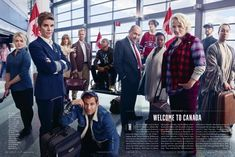 . Come From Away, Musical Theatre, Theatre Geek, Theatre Quotes, Theatre Costumes, Studio Q, Empire, New York Daily News, Newfoundland And Labrador