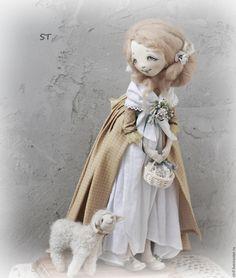 Куклы СВЕТЛАНЫ ТРИФОНОВОЙ