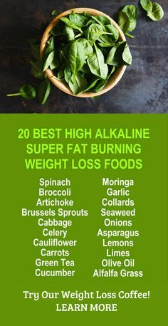 20 BEST ALKALINE WEIGHT LOSS FOODS. Try the world's most potent weight loss coffee with incredible all day appetite suppression! Learn more about our potent metabolism boosting, fat burning, weight loss coffee. Experience immediate results and drop unwanted pounds fast. LEARN MORE. #WeightLoss #FatBurning #MetabolismBoosting #AppetiteSuppressant #Coffee
