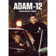 Adam-12: Season Two [4 Discs]