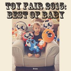 6 Things from Toy Fair that You'll Need for Your Baby Later This Year