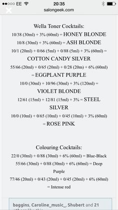 Excel Tips Time Management Free Printable Printer DIY Building Excel Tips, Excel Budget, Budget Spreadsheet, Hair Color Formulas, Hair Toner, Hair Color Techniques, Haircut And Color, Love Hair, Silver Hair