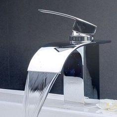 faucet- sinofaucet waterfall, single handle $45