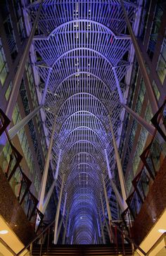 Brookfield Place - Pinned by Mak Khalaf City and Architecture AbstractArchitectureBrookfieldCityPatternStreetSymmetryTorontoUrban exploration by Huangtidefall Architecture Board, Architecture Design, Brookfield Place, Urban, Travel Pictures, Grid, Art Photography, Around The Worlds, Architectural Photography