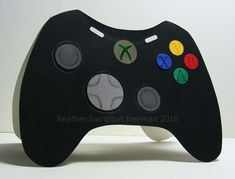Video Game Controller Card by heather freeman - Cards and Paper Crafts at Splitcoaststampers