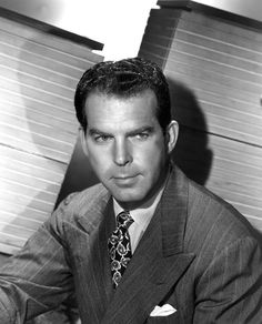 Fred Macmurray, 1946 - Does anybody even remember him?  I do.  With great respect and admiration.