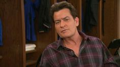 Charlie Sheen addressed rumors that he may be returning for the Two and a Half Men series finale.