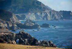 Big Sur - California #bigsur #rockycreekbridge #bigsurcalifornia #california #unitedstates #mytriptocalifornia #phototravel #explore #travelling #travellingaroundtheworld #usa #landscape #nature #sea #summer #picoftheday #discovernewplaces #travelmore #adventure #instatravel #beautifulworld #wanderlust #calocals - posted by Carlotta Maltese https://www.instagram.com/carlottamaltese - See more of Big Sur, CA at http://bigsurlocals.com
