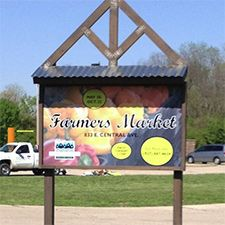 West Carrollton Farmers Market - Family-Friendly Farmers Market - May 28 through October 22 - open each Tuesday from 3 p.m. to 7 p.m.