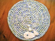 How To: Make An Upcycled Crochet Rug — Upcycle Magazine