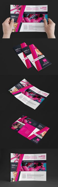Free 3-Fold Brochure Template Free Tri-Fold Brochure Templates - free tri fold brochure templates microsoft word