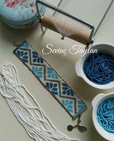 Beaded Bracelet Patterns, Beading Patterns, Seed Bead Bracelets, Seed Beads, Tear, Homemade Jewelry, Brick Stitch, Felt Ornaments, Loom Beading