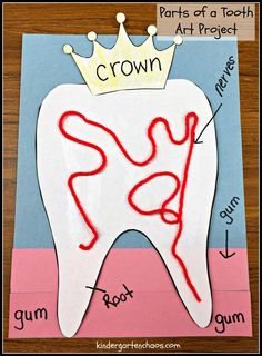 Ultimate List of Dental Health for the Classroom - Kindergarten Chaos