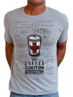 Ride, drink coffee, repeat