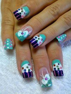 Dibujos para las uñas