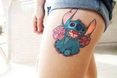 Image result for stitch tattoo disney