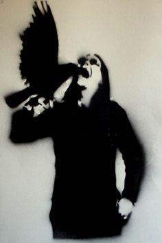 Ozzy Stencil