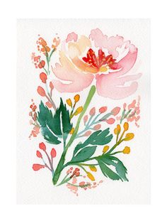 Springtime in Marseilles by Natalie Malan for Minted