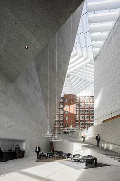 Gallery of OP Headquarters / JKMM Architects - 5