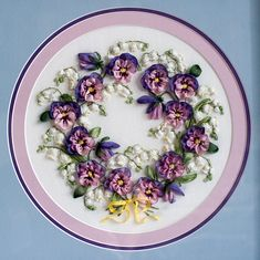 silk ribbon embroidery. Lovely for a pillow, a keepsake box, framed and hung on the wall, etc.
