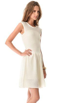 BB Dakota Jade Cap Sleeve Sweater Dress