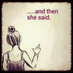Sign language. 😁 via INTJ Female Instruction Manual on Instagram - #Female #I... - #Female #Instagram #Instruction #INTJ #language #Manual #Sign Sassy Quotes, Sarcastic Quotes, Great Quotes, Quotes To Live By, Me Quotes, Funny Quotes, Inspirational Quotes, Motivational Quotes, Famous Quotes