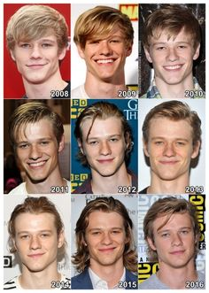 The One With The Vows | The Evolution of:Lucas Till