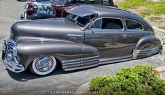 Nice Chevy, but even I don't like it that lowered in the back...