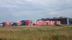 student housing NDSM Amsterdam