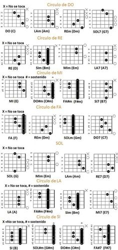 Guide to the Types and Styles of the Ukulele Guitar Chords Beginner, Music Chords, Guitar Tips, Guitar Songs, Acoustic Guitar, Studio Musica, Flamenco Guitar Lessons, Guitar Classes, Guitar Chord Chart