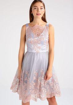 Chi Chi London RYLEE - Cocktailkleid / festliches Kleid - blue für 89,95 € (06.05.17) versandkostenfrei bei Zalando bestellen.