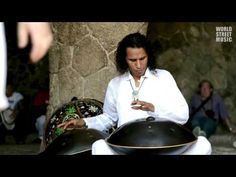 #Music #Video - HANG DRUM - World Street Musician version of Simon & Garfunkel's famous song The Sound of Silence with Hang Drum. #DianaDee - https://www.pinterest.com/DianaDeeOsborne/drums-drumming-joy/ - RESEARCH: The Hang is sometimes referred to as a hang drum, but the inventors consider this a misnomer and strongly discourage its use. These handpans  hand-made & cannot be massed produced. Only a handful of people can make a quality sound. Pinned via Petra Corazon's #MUSIK #Pinterest…
