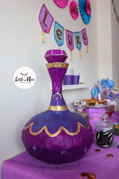 i like the banner Aladdin Birthday Party, Aladdin Party, Princess Birthday, Girl Birthday, Birthday Parties, Arabian Party, Arabian Nights Party, Shimmer And Shine Cake, Princess Jasmine Party