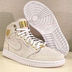 brand new b33b5 52701 Nike Air Jordan 1 Pinnacle White http   thesolesupplier.