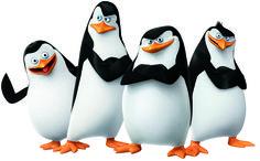 pinguins de madagascar - Pesquisa Google