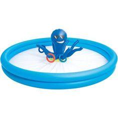 "Free 2-day shipping. Buy H2OGO! 10.4' x 37"" Octo Spray N Splash Pool at Walmart.com"