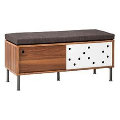 New Entry Way Bench with Storage